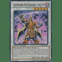 Legendary Six Samurai - Shi En Thumb Nail