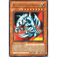 Blue-Eyes Toon Dragon Thumb Nail