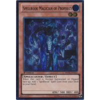 Spellbook Magician of Prophecy (Ultimate Rare) Thumb Nail