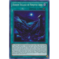 Hidden Village of Ninjitsu Arts Thumb Nail