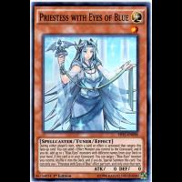 Priestess with Eyes of Blue Thumb Nail