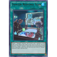 Danger! Response Team Thumb Nail
