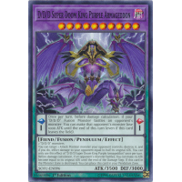 D/D/D Super Doom King Purple Armageddon Thumb Nail