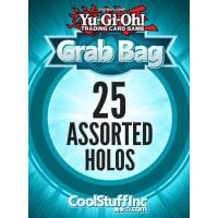 CoolStuffInc.com Holo YuGiOh Grab Bag - 25 Assorted Holo Cards! Thumb Nail
