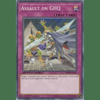 Assault on GHQ Thumb Nail