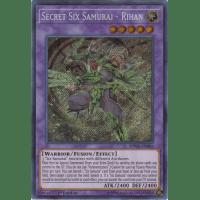 Secret Six Samurai - Rihan Thumb Nail