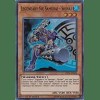 Legendary Six Samurai - Shinai Thumb Nail