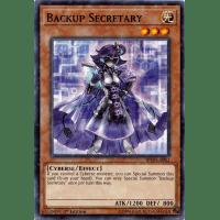 Backup Secretary (Starfoil Rare) Thumb Nail