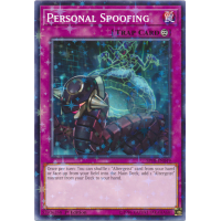 Personal Spoofing (Starfoil Rare) Thumb Nail