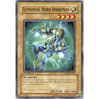 Elemental Hero Sparkman Thumb Nail