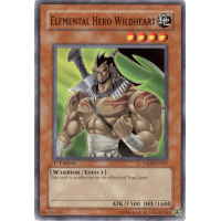 Elemental Hero Wildheart Thumb Nail