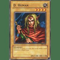 D. Human Thumb Nail