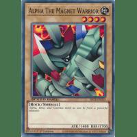 Alpha The Magnet Warrior Thumb Nail