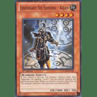 Legendary Six Samurai - Kizan Thumb Nail