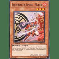 Legendary Six Samurai - Mizuho Thumb Nail