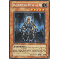 Grandmaster of the Six Samurai (Secret Rare) Thumb Nail