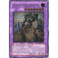 Elemental Hero Grand Neos (Ultimate Rare) Thumb Nail