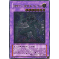 Elemental Hero Glow Neos (Ultimate Rare) Thumb Nail