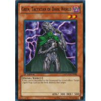 Gren, Tactician of Dark World Thumb Nail