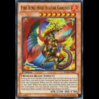 Fire King High Avatar Garunix Thumb Nail