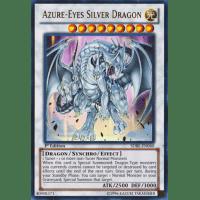 Azure-Eyes Silver Dragon Thumb Nail