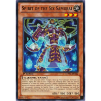 Spirit of the Six Samurai Thumb Nail
