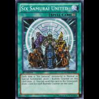 Six Samurai United Thumb Nail