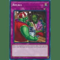 Recall Thumb Nail