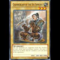 Chamberlain of the Six Samurai Thumb Nail