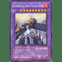 Elemental Hero Magma Neos Thumb Nail
