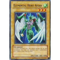 Elemental Hero Avian Thumb Nail