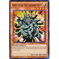 Manju of the Ten Thousand Hands Thumb Nail