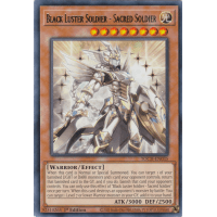 Black Luster Soldier - Sacred Soldier Thumb Nail