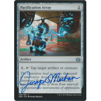 Pacification Array Signed by Joseph Meehan Thumb Nail