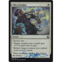 Alley Evasion FOIL Signed by Scott Murphy Thumb Nail