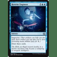 Reverse Engineer Thumb Nail