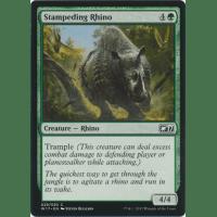 Stampeding Rhino Thumb Nail