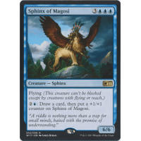 Sphinx of Magosi Thumb Nail