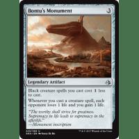 Bontu's Monument Thumb Nail