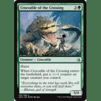 Crocodile of the Crossing Thumb Nail