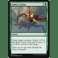 Spidery Grasp Thumb Nail