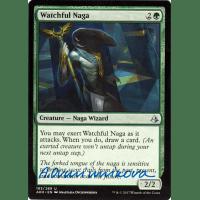 Watchful Naga Signed by Anastasia Ovchinnikova Thumb Nail