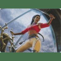 Sisay, Weatherlight Captain Thumb Nail