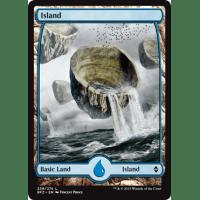 Island D - 258 (Full Art) Thumb Nail