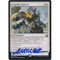 Together Forever Signed by Aaron Miller (Battlebond) Thumb Nail