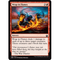 Wrap in Flames Thumb Nail