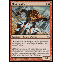 Akki Raider Thumb Nail