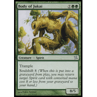 Body of Jukai Thumb Nail