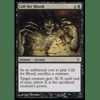 Call for Blood Thumb Nail