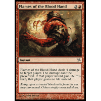 Flames of the Blood Hand Thumb Nail